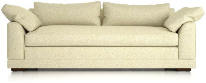 Delmar Pillow Arm Sofa shown in Catalina, Pearl