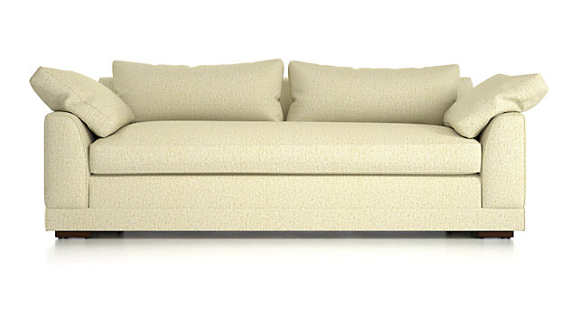 Delmar Pillow Arm Sofa shown in Catalina, Pearl