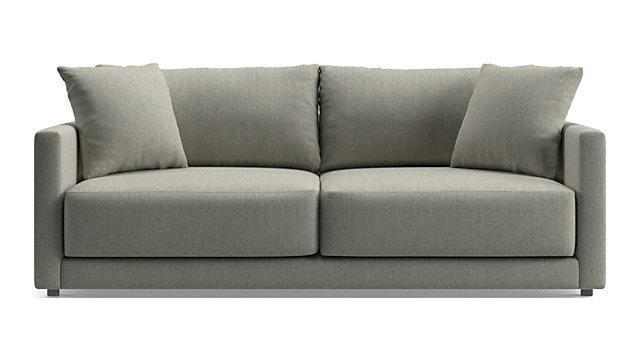 Gather Sofa shown in Icon, Metal
