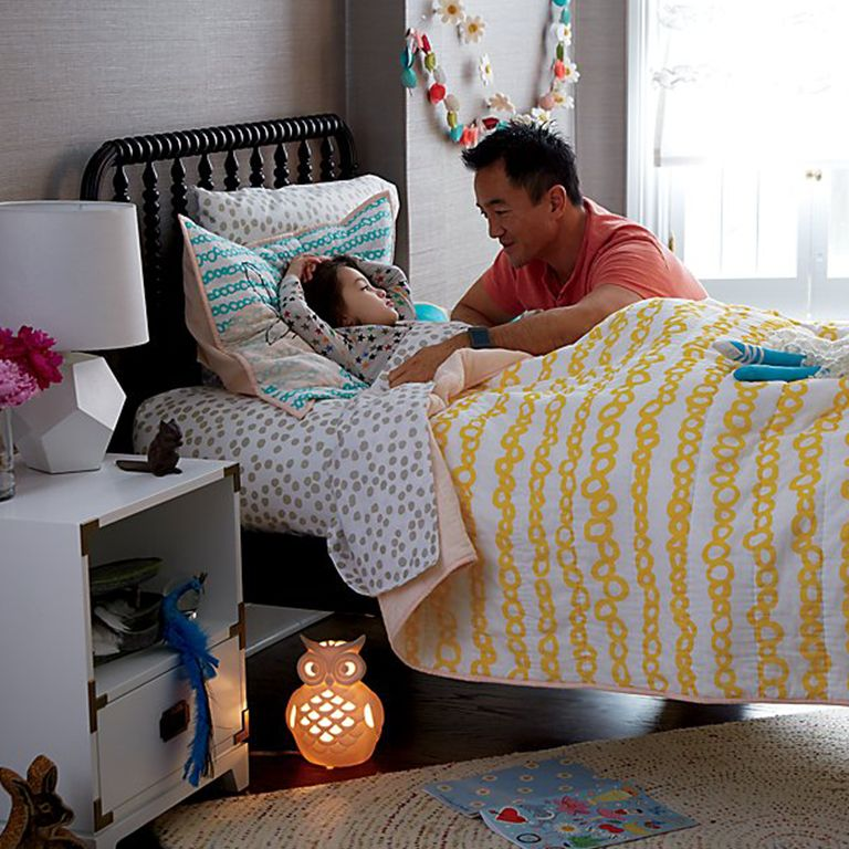 Why Our Kid And Crib Sheets Are Organic Cotton Crate And Barrel