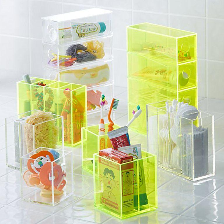 Add Ample Bathroom Accessories To Help Kids Keep Their Bathroom Organized.