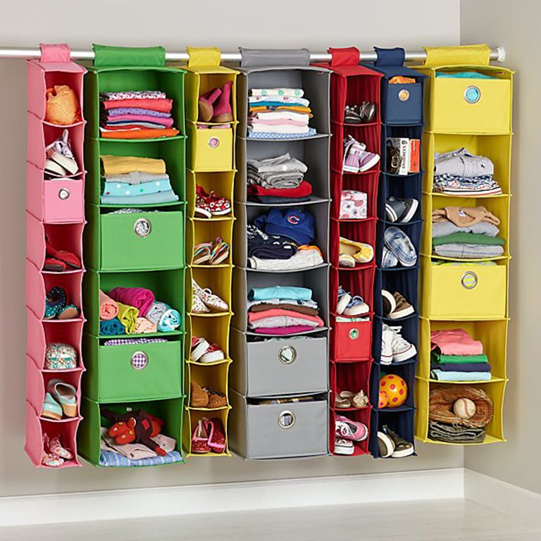 Kids Shoe Storage Ideas