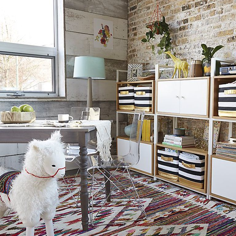 4 Simple Kids Storage Ideas Crate And Barrel
