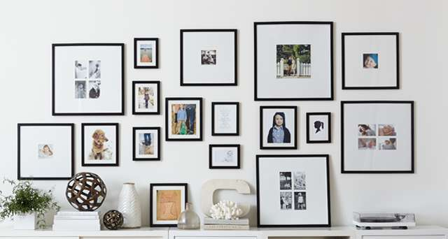 Gallery Wall Ideas Crate And Barrel