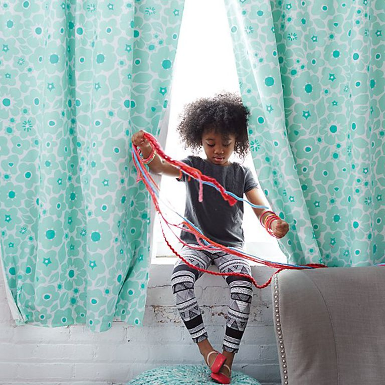 How To Measure For Kids' Curtains