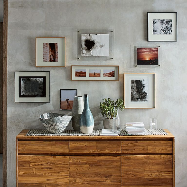 How to Create a Gallery Wall | Crate and Barrel