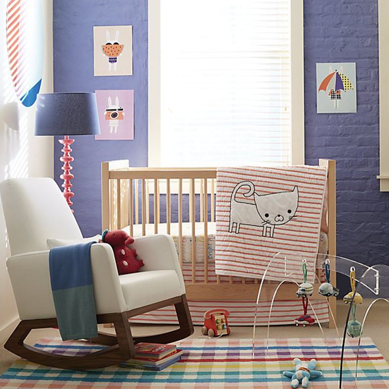 Nursery Decorating Tips | Crate and Barrel