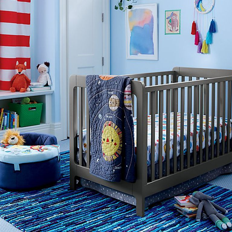 5 Unique Nursery Decorating Tips Crate And Barrel