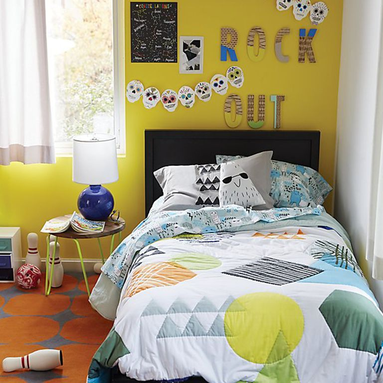 5 Easy Nursery and Kids\' Room Decorating Ideas | Crate and ...