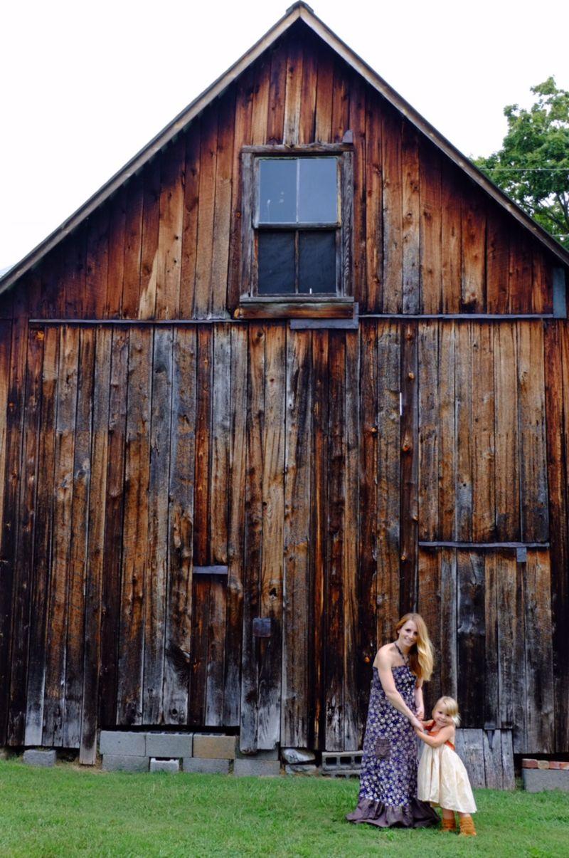 Our Vintage Farmhouse Headshot