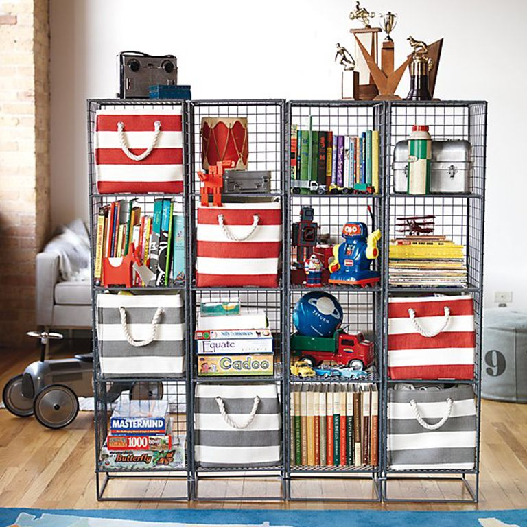 Have A Mix Of Storage Options.