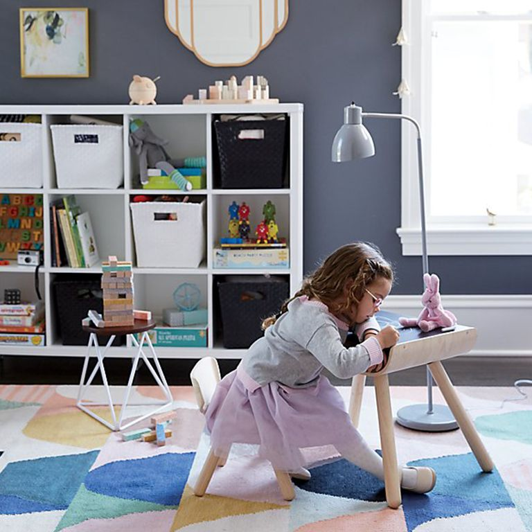 Sure Your Kid Is Crazy About A Certain Cartoon Or Color Now, But Their  Tastes Can Change Faster Than You Can Finish This Playroom.