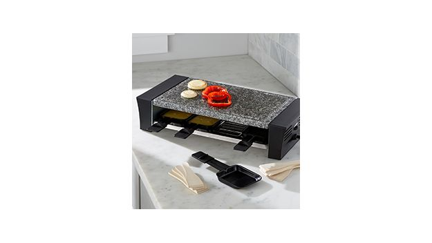 Swissmar Raclette Grill 8 Person Grill Crate And Barrel