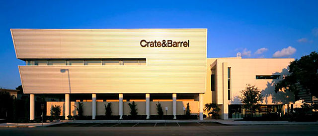 Home Office Furniture Houston Tx Highland Village Crate And Barrel