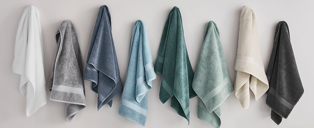 Bath Towels 101: How to Choose Towels