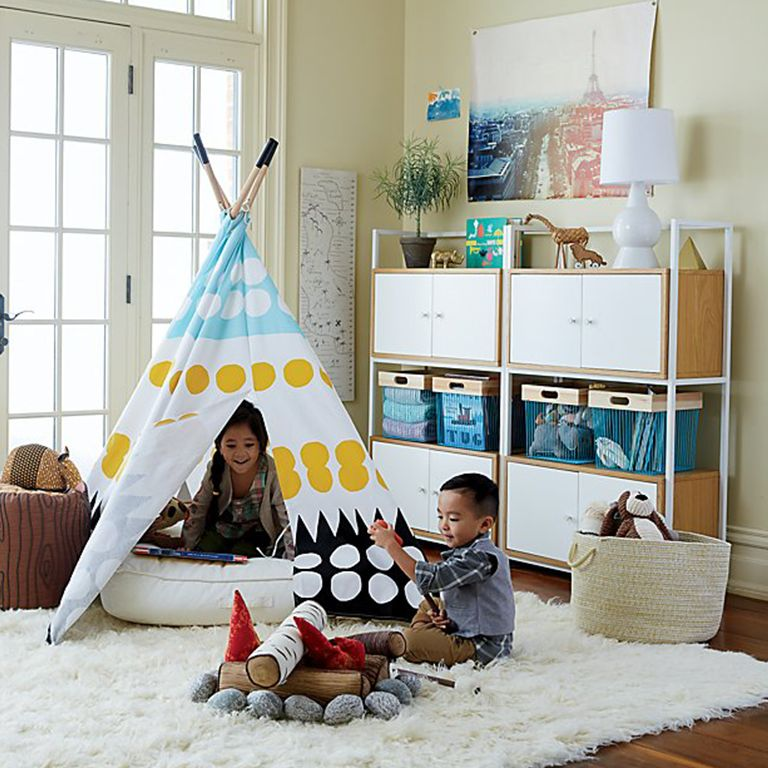 Top 5 Easy Toy Storage Ideas Crate And Barrel