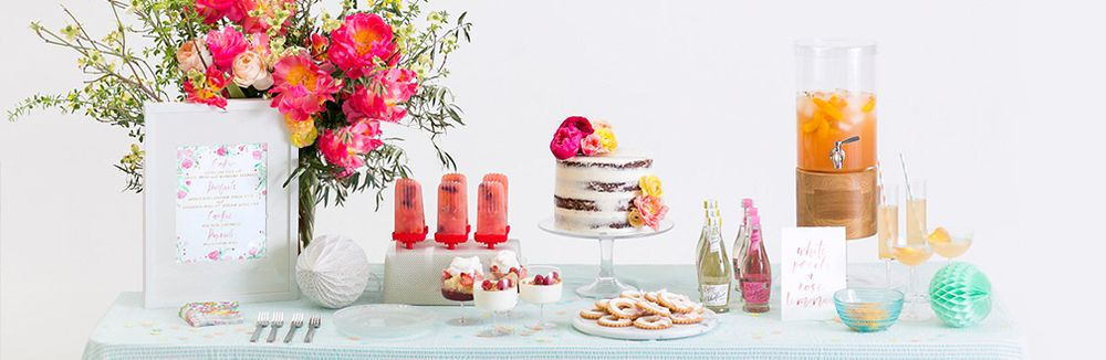 How to Host a Wedding Shower