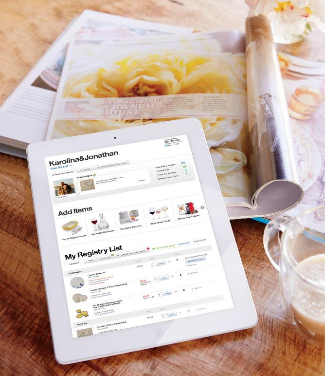 Wedding Registry Apps: Wedding Registry Tips And Advice